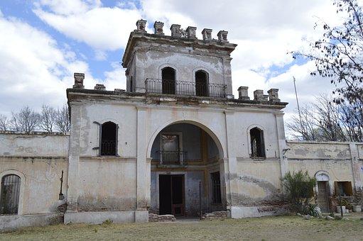 Castle, The Decision, San Luis, Argentina, Nature