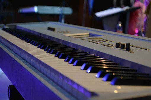Piano, Instruments, Keys, Sound, Musician, Synthesizer