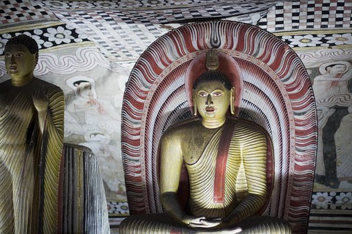 Buddha, Sri Lanka, Temple, Religion, Places Of Interest