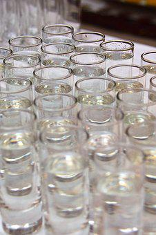 Glasses, Drink, Shot, Alcohol, Glass, Food Amp Drink