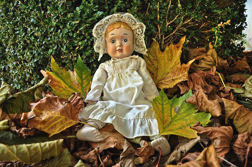 Doll, Porcelain, Toy, Vintage, Vintage Doll, Handmade