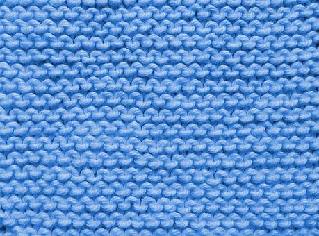 Knit, Knitting, Texture, Background, Pattern, Yarn
