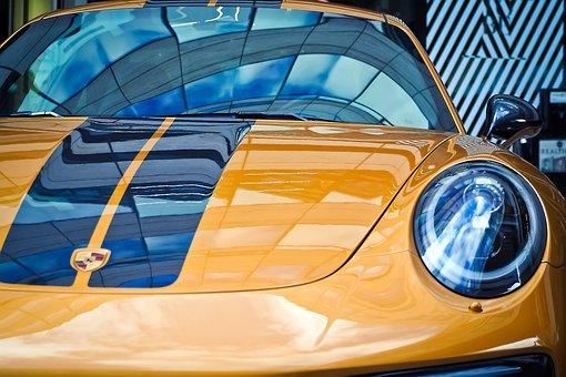 Auto, Porsche, Boxster, 911, Sports Car, Vehicle