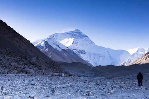 Everest, Base Camp, Landscape, Himalaya, Trekking