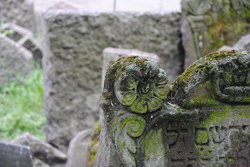 Cemetery, Tombstone, Stone, Graves, Burial Ground