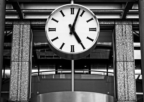 Clock, Time, Hour, Clockface, Dial, Hand, Minute Hand