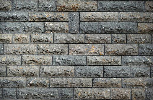 Granite, Wall, Grey, Solid, Macro, Backgrounds, Design