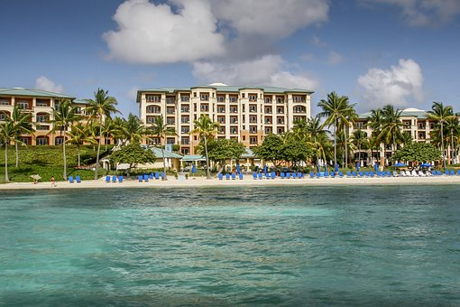 Ritz Carlton, St Thomas, Caribbean