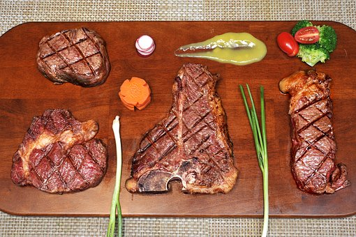 Amigo, Beef, Steak