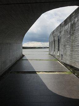Xiangshan Visitor Center, Sun Moon Lake, Taiwan