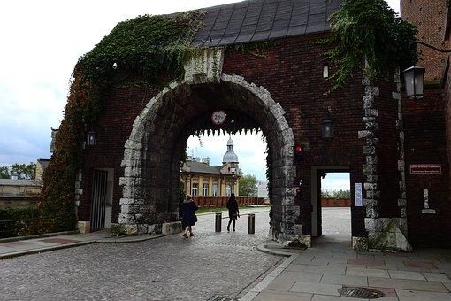 Kraków, Wawel, Architecture, Poland, Gateway
