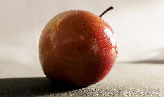 Apple, Apfelernte, Apple Stalk, Appetite, Nutrition