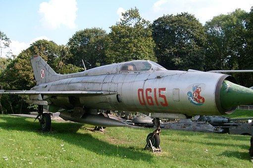 The Plane, Aviation Museum, Militaria, Warsaw