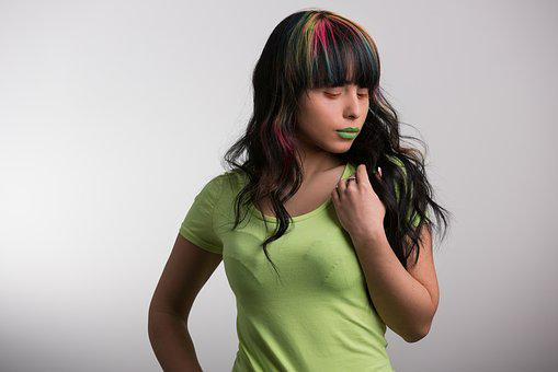 Color Soft Dusty, Color, Models, Portrait, Trick