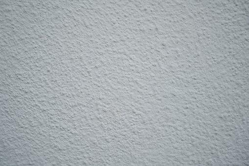 Plaster, White, Grey, Dirty, Wall, Ground, Macro