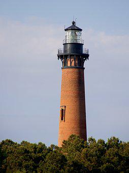 Currituck Sound Lighthouse, Lighthouse, Outer Banks