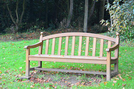 Bench, Public Bench, Bench Wood, Relaxation, Nature