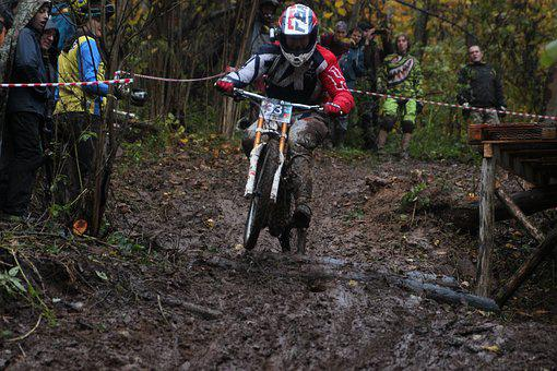 Sports, Bike, Mountain, Mountain Bike, Extreme, Brake