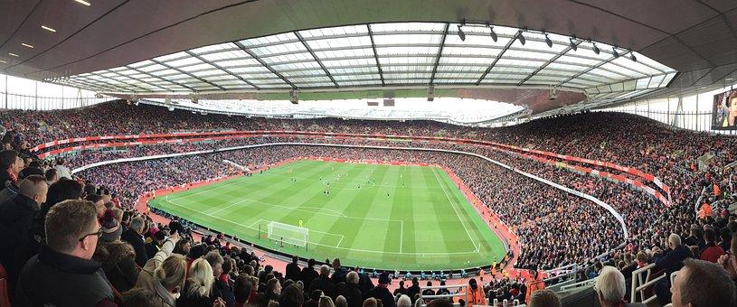 Arsenal, London, Emirates Stadium