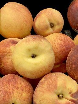 Peaches, Fruit, Fresh, Food, Peach, Ripe, Diet, Sweet