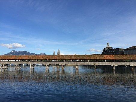 Luzern, Switzerland, Lake