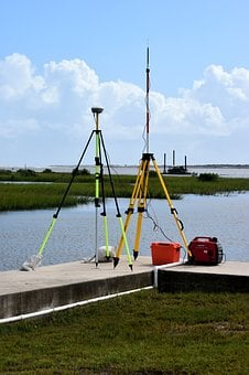 Surveying Equipment, Surveyor, Measurement, Land