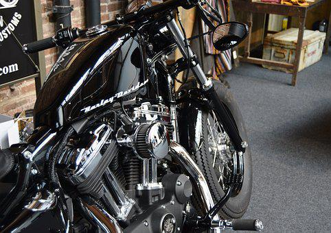 Bike, Show, Motorbike, Motorcycle