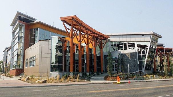 Building, Architecture, Culture Center, Native