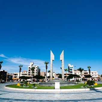 Plaza, Weapons, Of, Chimbote