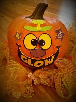 Halloween, Pumpkin, Pumpkin Patch, Jack-o-lantern