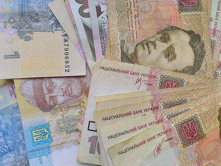 Money, Hryvnia, Ukrainian Hryvnia, Ukraine, Currency
