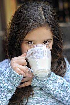 Yogurt, Milk, White, Drink, Fresh, Glass, Product