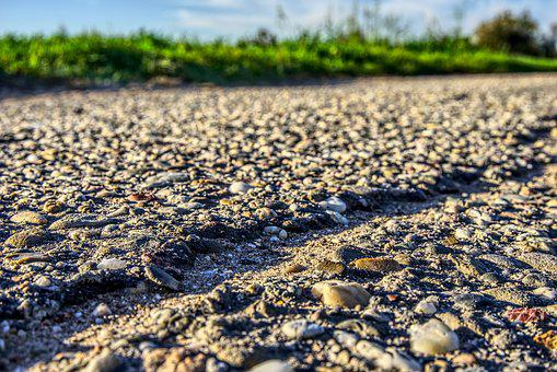 Road, Road Damage, Crack, Broken, Asphalt, Tar