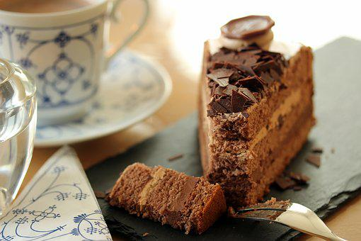 Chocolate Cake, Chocolate, Cake, Sweet, Delicious