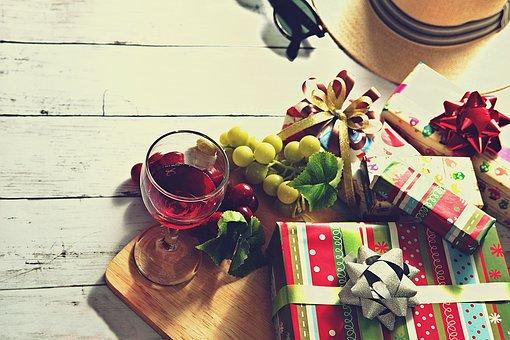 Gift, Celebrate, Present, Celebration, Holiday