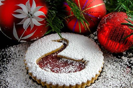 Biscuit, Bake, Christmas, Cookie, Cookies