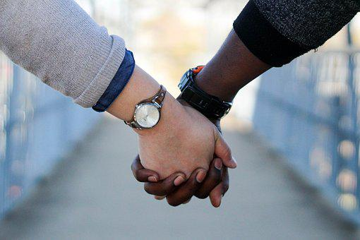 Love, Diverse, Diversity, Couple, African, Togetherness