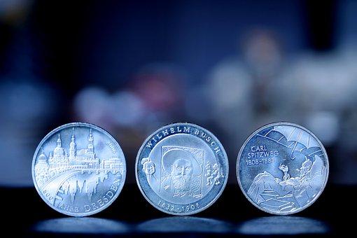 Coins, Special Coins, Euro, German Coins