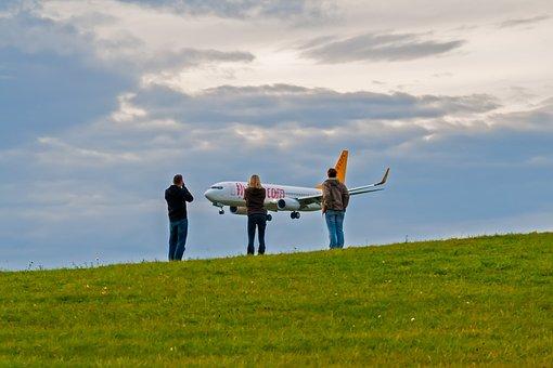 Spotting, Landing, Aircraft, Land, Balls, Zurich
