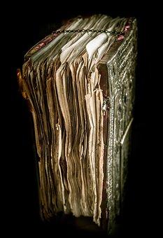 Book, Scroll, Manuscript, Bible, The New Testament