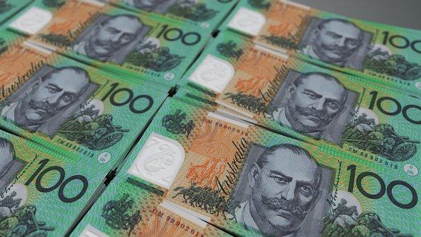 Australian, Dollar, Money, Currency, Cash, Finance