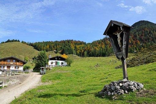 Ellmau, Scheffau, Austria, Landscape, Nature, Mountains