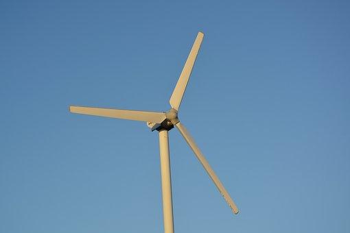 Wind Turbine, Renewable Energy, Electricity, Small
