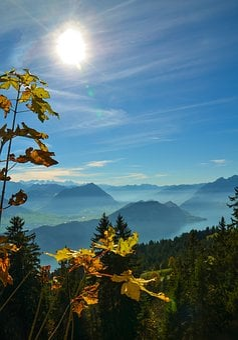 Alpine, Rigi, Pilatus, Stanserhorn, Lake Lucerne Region