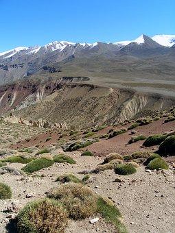 Morocco, Atlas, Mountains, Africa, Landscape, Rock