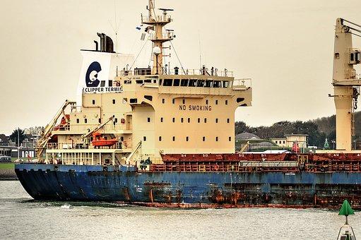Clipper, Coaster, Ship, Sea-going Vessel