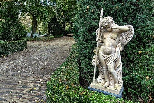 Angel, Sculpture, Statue, Heavenly, Divine, Religion