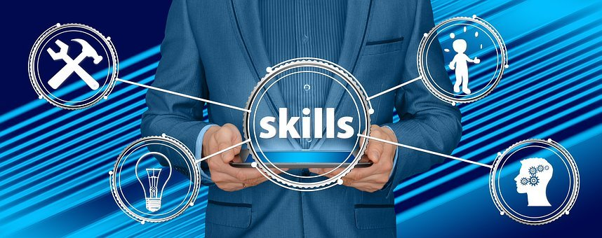 Training, Businessman, Suit, Manager, Skills, Teaching
