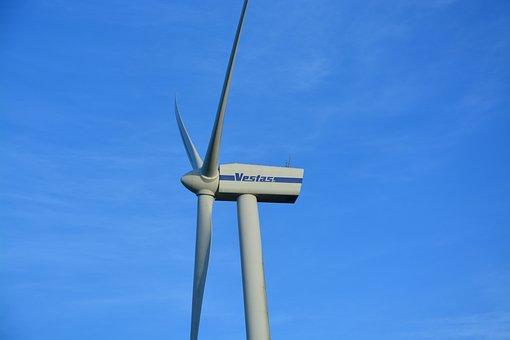 Wind Turbine, Renewable Energy, Electricity