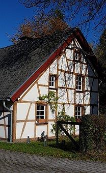 Architecture, Fachwerkhaus, House, Truss, Monument, Old